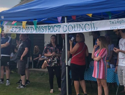 Stroud District Council Charity Event