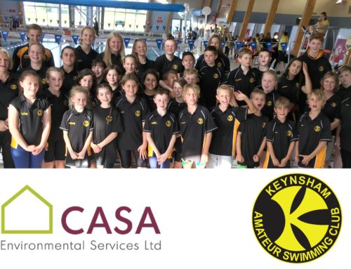 Casa Sponsor Keynsham Swimming Club
